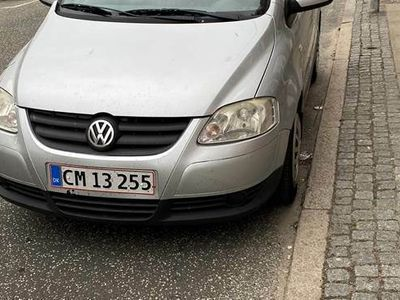 brugt VW Fox 1,2 God i stand