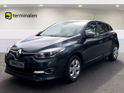 brugt Renault Mégane III 1,2 TCe 115 Limited Edition