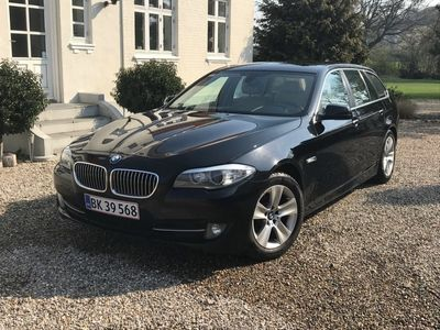 used BMW 520 d Touring 2,0 D 184HK Stc 8g Aut.