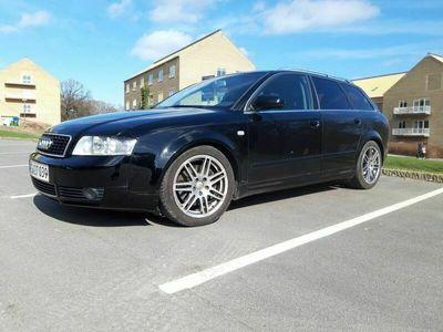 brugt Audi A4 AVANT QUATTRO 1,8 T