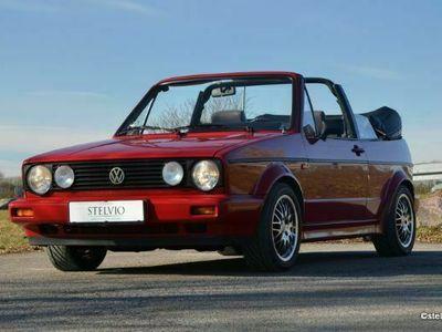 brugt VW Golf Cabriolet Mk.1 1,8i