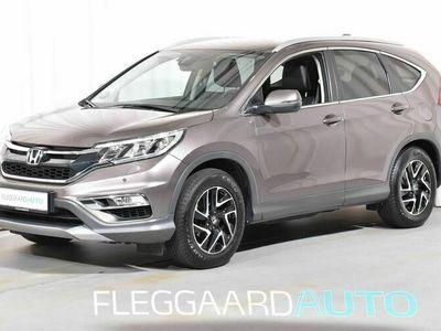 brugt Honda CR-V 1,6 i-DTEC Elegance Plus Navi 120HK 5d 6g