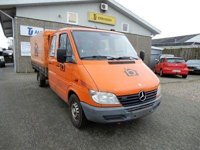 brugt Mercedes Sprinter 313 2,2 CDi Db.Cab