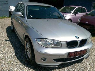 brugt BMW 118 i