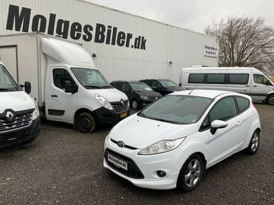 brugt Ford Fiesta 1,6 Ti-VCT Sport