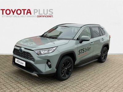 brugt Toyota RAV4 2.5 Hybrid (218 hk) 4X2 aut. gear H3 Comfort-pakke