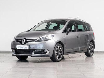 brugt Renault Grand Scénic 1,6 Energy DCI Bose 130HK 6g