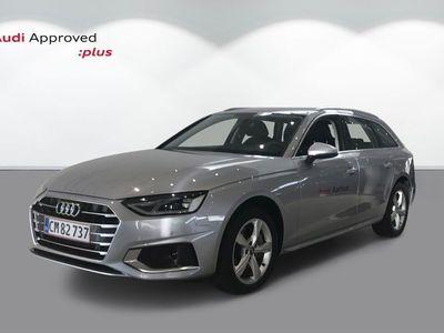 brugt Audi A4 40 TDi Advanced Avant S-tr.