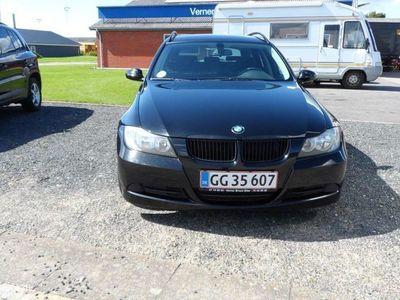 brugt BMW 320 320 d 163HK Stc