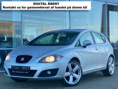 brugt Seat Leon 1,2 TSi 105 Style