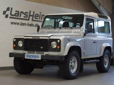 brugt Land Rover Defender 90 TD