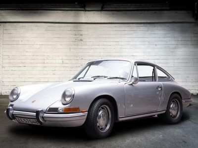brugt Porsche 911 2,0L