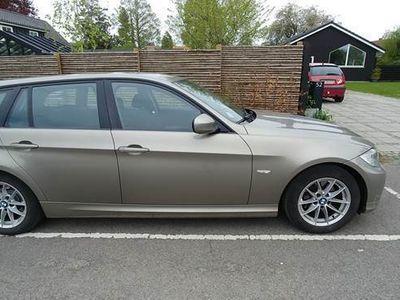 brugt BMW 320 320d 2,0 D TOURING