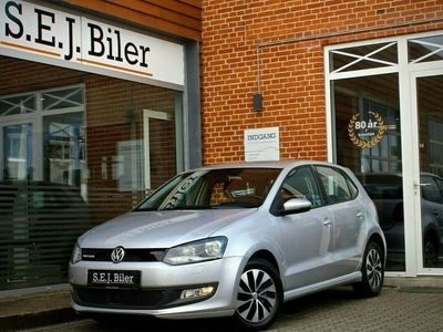 brugt VW Polo 1,0 TSi BlueMotion 95HK 5d