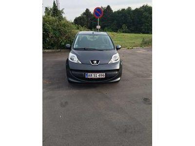 brugt Peugeot 107 1,0