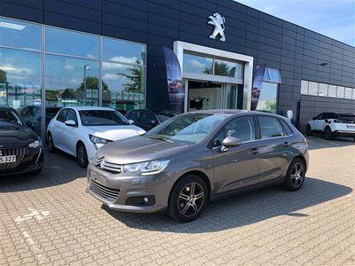 brugt Citroën C4 1,2 PureTech Feel start/stop 130HK 5d 6g
