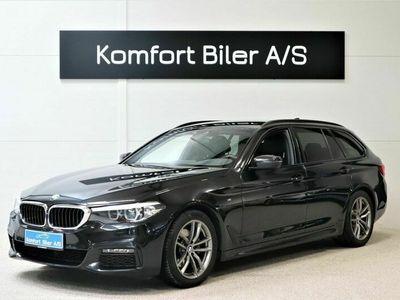 brugt BMW 520 i Touring M-Sport aut. 2,0