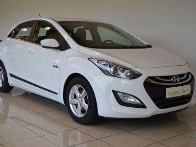 brugt Hyundai i30 1,6 CRDi 110 Style Eco