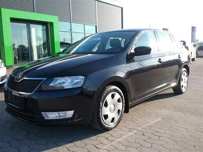 käytetty Skoda Rapid Spaceback 1,4 TSI Ambition DSG 122HK Stc 7g Aut.