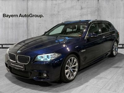 brugt BMW 520 d 2,0 M-Sport aut.