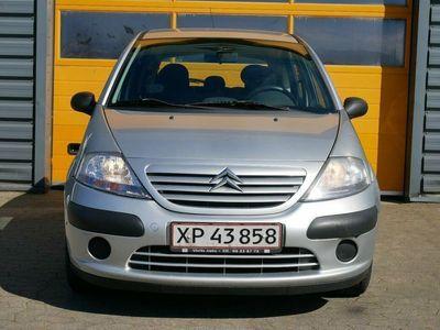 brugt Citroën C3 1,4 Family