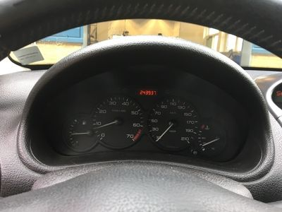 begagnad Peugeot 206 1,6