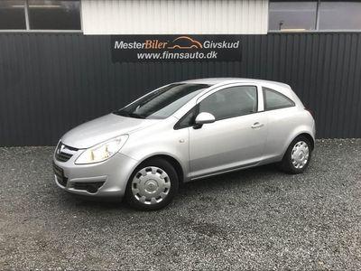 used Opel Corsa 1,2 Twinport Enjoy Easytronic 85HK 3d Aut.