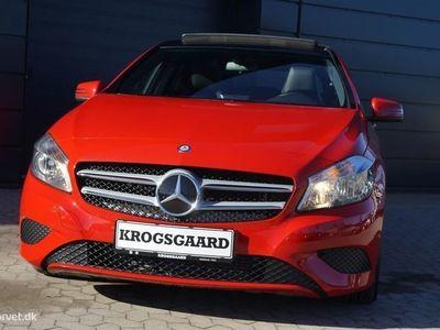 brugt Mercedes A180 1,5 CDI BlueEfficiency Edition 109HK 5d 6g