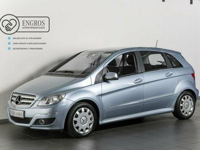 käytetty Mercedes B180 2,0 CDi
