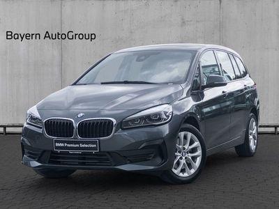 brugt BMW 218 Gran Tourer d 2,0 Advantage aut. 7p