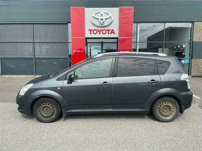 brugt Toyota Corolla Verso 7 pers. 2,2 D-4D Linea Luna 136HK 6g