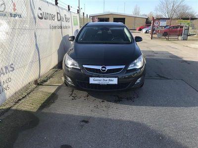 käytetty Opel Astra  1,7 CDTI DPF Sport 125HK Stc 6g