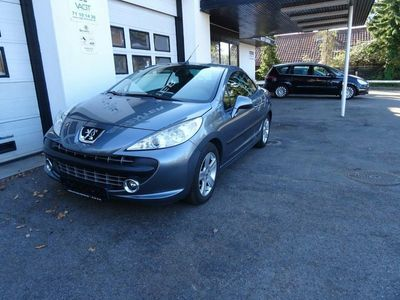 second-hand Peugeot 207 CC 1,6 THP 150 Sport