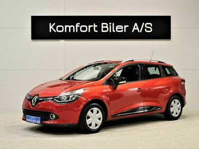 brugt Renault Clio IV TCe 90 Expression ST 0,9