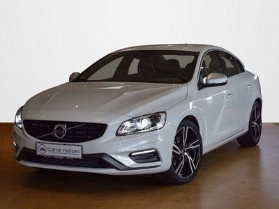 brugt Volvo S60 2,0 T4 190 R-Design aut.