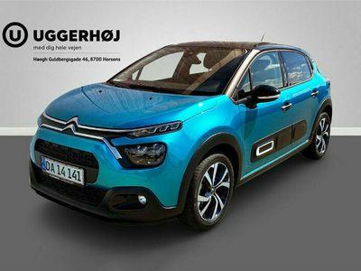 brugt Citroën C3 1,2 PureTech 83 Shine Sport