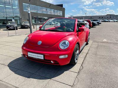 brugt VW Beetle 2,0 115HK Cabr. 6g Aut.