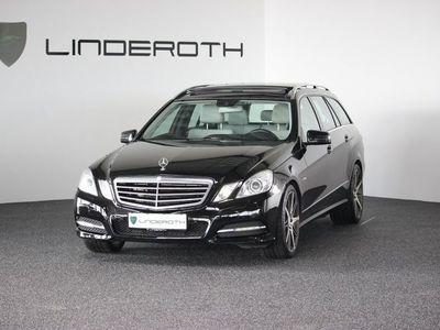 brugt Mercedes E350 0 CDi Avantgarde stc aut 4-M BE