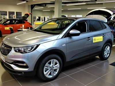 brugt Opel Grandland X 1,5 CDTI Impress Start/Stop 130HK 5d 6g Aut. A+