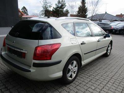 brugt Peugeot 407 SW 1,8 SR 116HK Stc