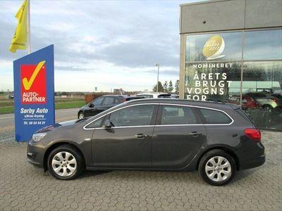 brugt Opel Astra CDTi 110 Enjoy ST eco