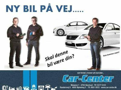 brugt BMW 116 d 1,6 ED Van