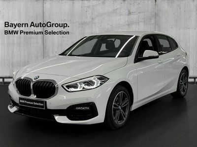 brugt BMW 116 d 1,5 Sport Line aut.