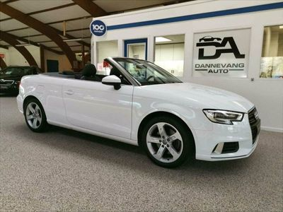used Audi A3 Cabriolet TFSi 190 Sport