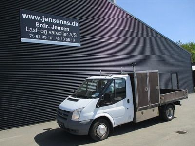 brugt Ford Transit 350 m 2,4 TDCi trend 115HK Ladv./Chas. 2011