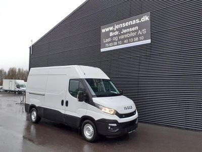 brugt Iveco Daily 35S13 10m8 2,3 D 126HK Van 2016