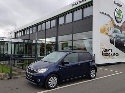 used Skoda Citigo 1,0 MPI Ambition 60HK 5d