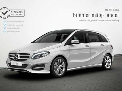 usado Mercedes B200 1,6 aut.