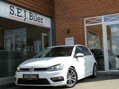 usata VW Golf VII 1,4 TSi R-line DSG BMT 140HK aut 5d