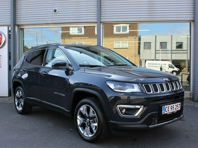 brugt Jeep Compass 1,4 M-Air 170 Limited aut. AWD